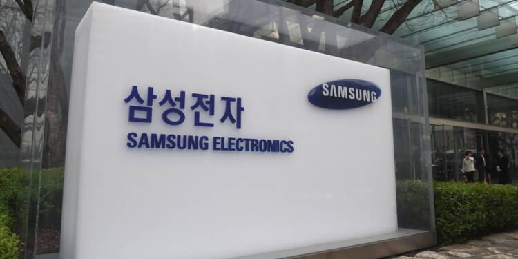 Bénéfices records pour Samsung Electronics au troisième trimestre