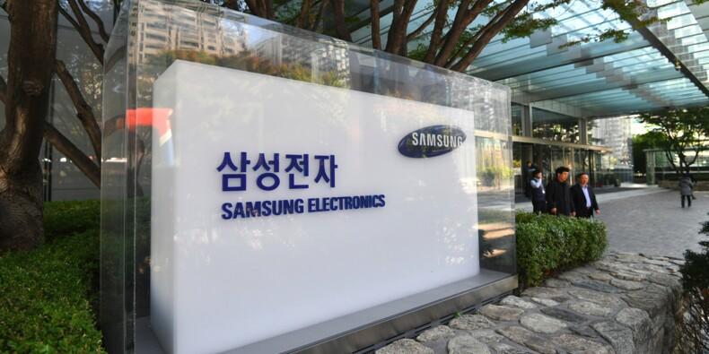 Samsung Electronics : des bénéfices records grâce aux puces