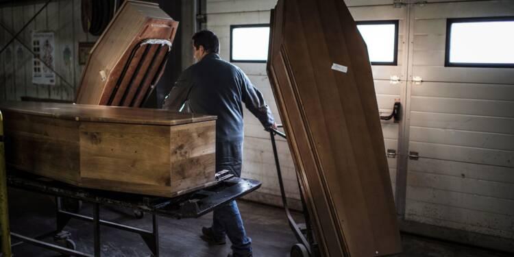 Pompes funèbres: un business qui prospère dans l'ombre