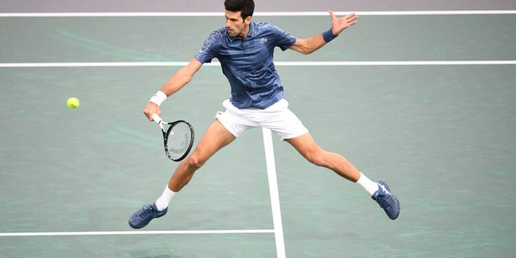 Masters 1000 de Paris: Djokovic en N.1 mondial serein, le show Federer peut commencer