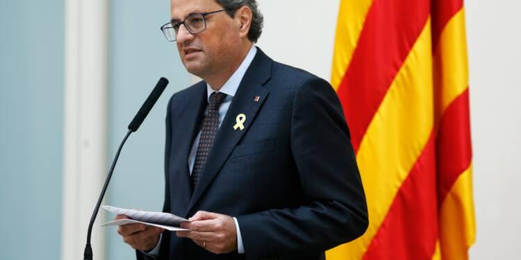 Catalogne: jusqu'à 25 ans de prison requis contre les dirigeants indépendantistes