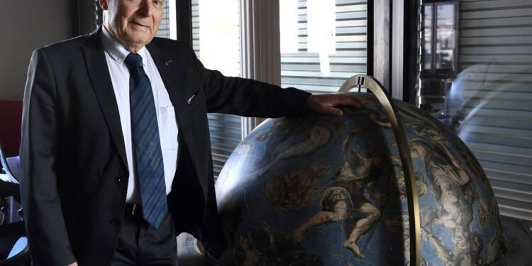 Alain Sitbon, conseiller de l'ombre devenu innovateur social