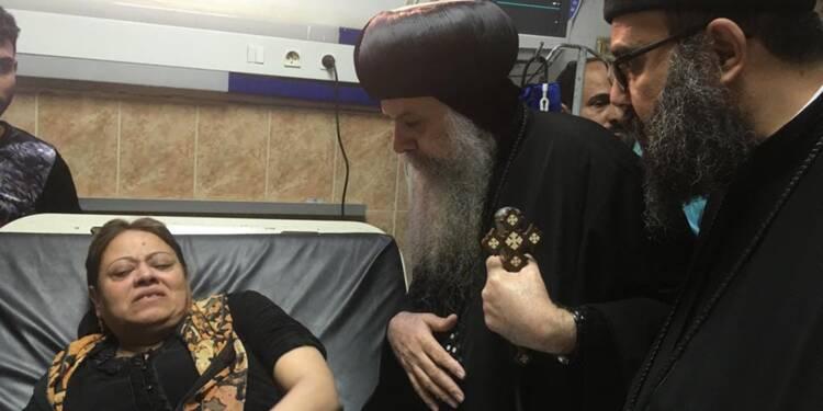 Egypte: au moins 7 morts dans l'attaque d'un bus de fidèles coptes