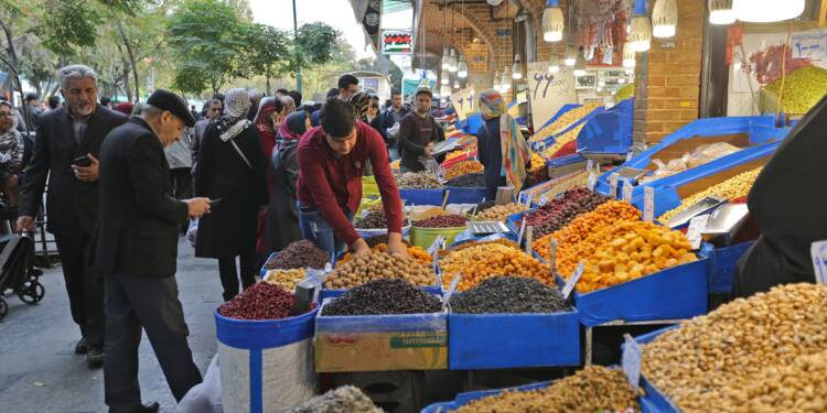 La population iranienne en première ligne face aux sanctions américaines