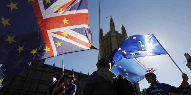 Brexit: Londres et Bruxelles s'entendent sur la frontière irlandaise selon la presse