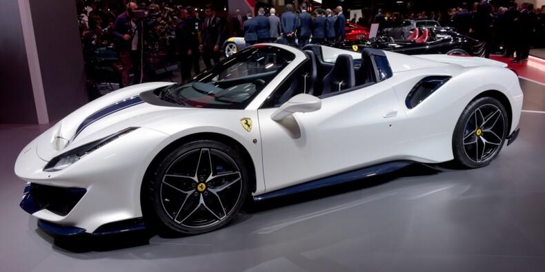Ferrari confirme ses objectifs après avoir doublé son bénéfice trimestriel