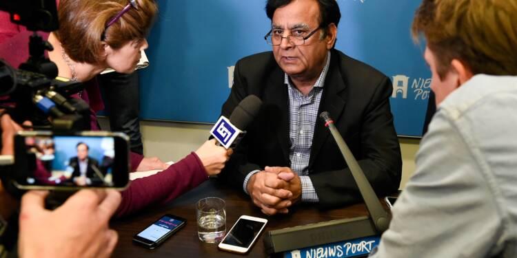 """L'avocat d'Asia Bibi dit avoir quitté le Pakistan """"contre son gré"""""""