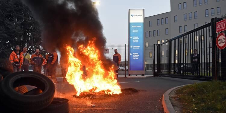 Ascoval: après une semaine de blocage, les salariés ont repris le travail