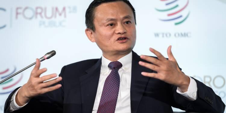 """La guerre commerciale est """"la chose la plus stupide au monde"""", selon Jack Ma"""