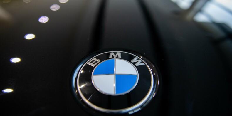BMW voit ses bénéfices plombés par les nouvelles normes antipollution