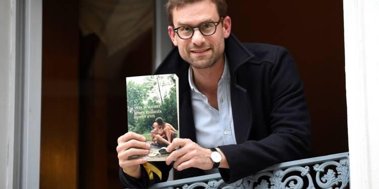 Nicolas Mathieu remporte le Goncourt avec une fresque politique et sociale