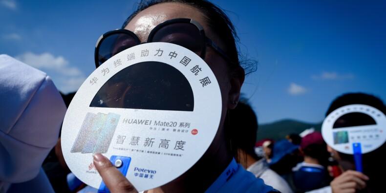 Guerre commerciale: l'avenir incertain de Boeing en Chine