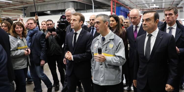 Renault va produire des utilitaires Nissan et Mitsubishi en France
