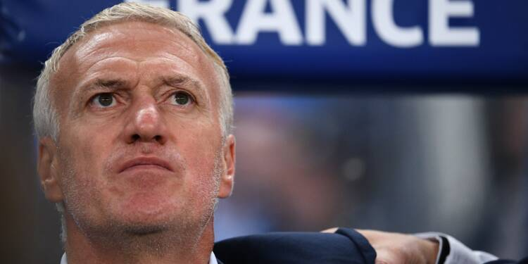 Liste de Deschamps: Martial a la cote, la défense en question