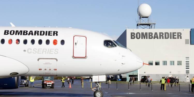 Bombardier supprime 5.000 postes pour garder la tête hors de l'eau