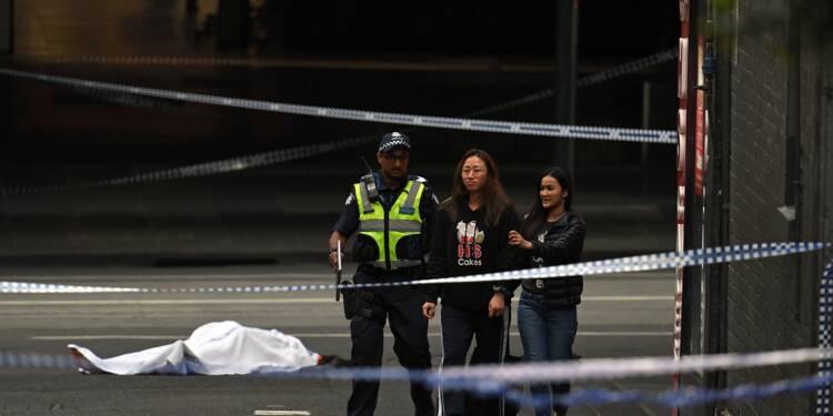 Australie: un mort et des blessés dans une attaque au couteau