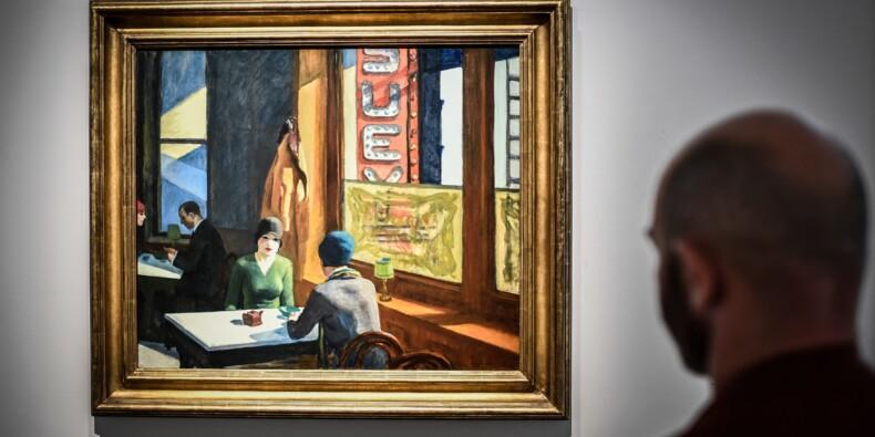 Hockney, Hopper, nouvelle offre pléthorique aux enchères d'automne à New York
