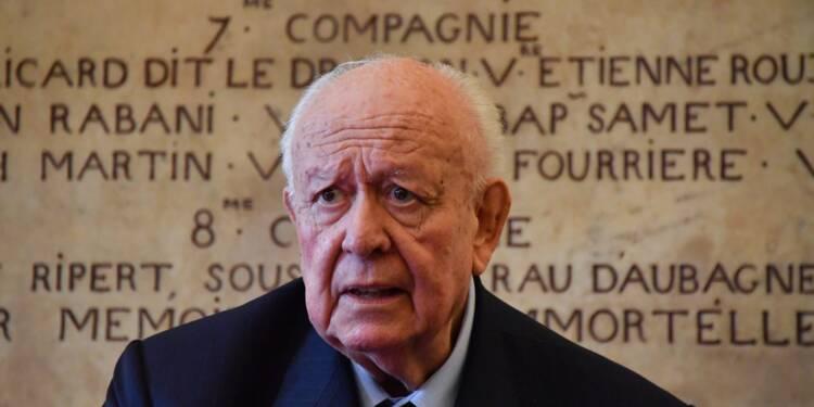 """Marche blanche à Marseille: """"Ma présence aurait pu provoquer des tensions"""", estime Gaudin"""