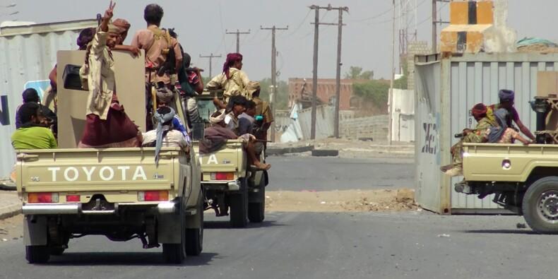 Yémen: premiers combats de rue dans un quartier résidentiel de Hodeida
