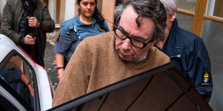 Scandale Nobel: un Français condamné pour viol demande son acquittement en appel