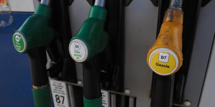 Carburants: réunion à Matignon avant une mobilisation qui inquiète l'exécutif