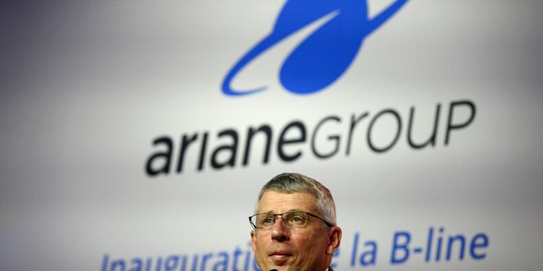 ArianeGroup va supprimer 2.300 emplois d'ici à 2022, annonce la direction
