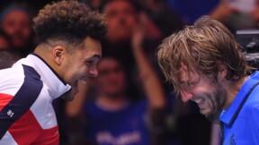 Coupe Davis: avec Pouille et Tsonga, Noah assume son cinq majeur