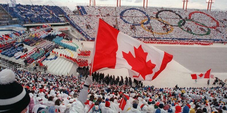 """JO-2026: la population de Calgary dit """"non"""", la flamme olympique vacille"""