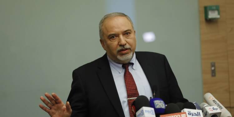 Israël: Lieberman démissionne après le cessez-le-feu à Gaza, le gouvernement dans la tourmente