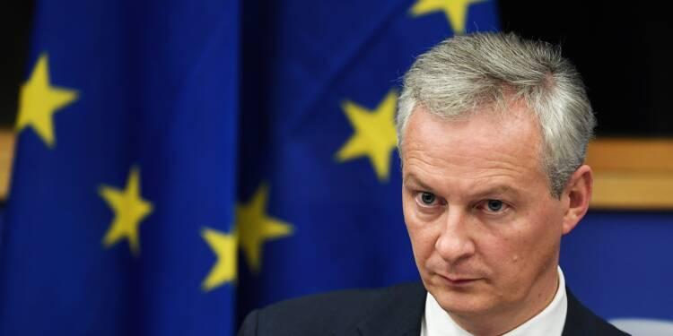 """Accord sur le Brexit: """"une bonne nouvelle pour l'économie française"""", selon Le Maire"""