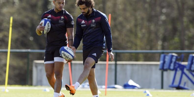 XV de France: Huget et Fickou, les deux seuls changements