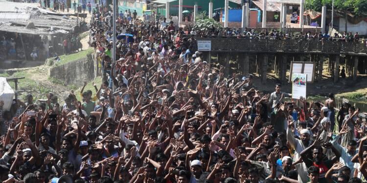 Bangladesh/Birmanie: aucun candidat au retour au premier jour du rapatriement