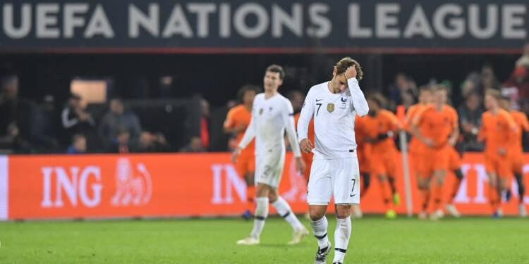 Ligue des nations: pourquoi les Bleus sont-ils passés au travers ?