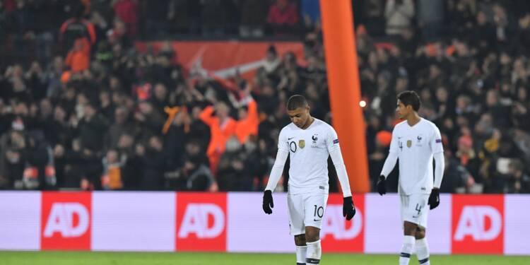 Ligue des nations: Les Bleus giflés aux Pays-Bas, la qualification s'éloigne