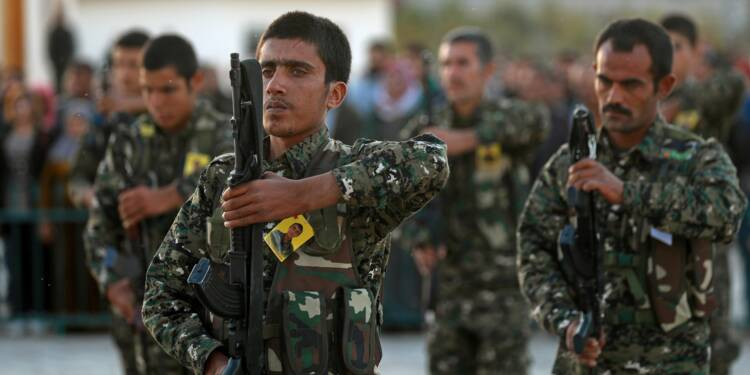 Des dizaines de morts dans des raids de la coalition anti-EI en Syrie