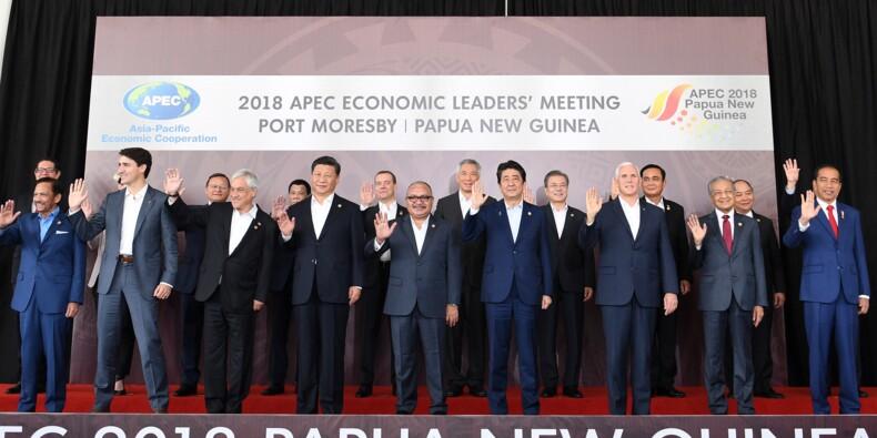 L'Apec divisée après la passe d'armes entre Pékin et Washington