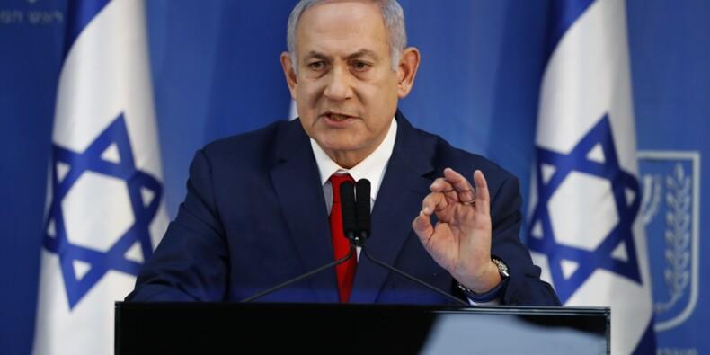 """Netanyahu dénonce comme """"irresponsables"""" les appels à des élections anticipées"""