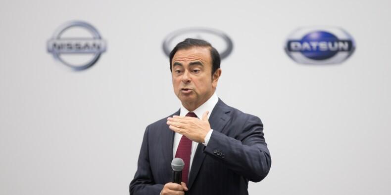 """Carlos Ghosn arrêté à Tokyo, Nissan veut le démettre """"rapidement"""""""