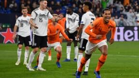 Ligue des nations: les Pays-Bas arrachent un nul en Allemagne et privent la France du Final Four