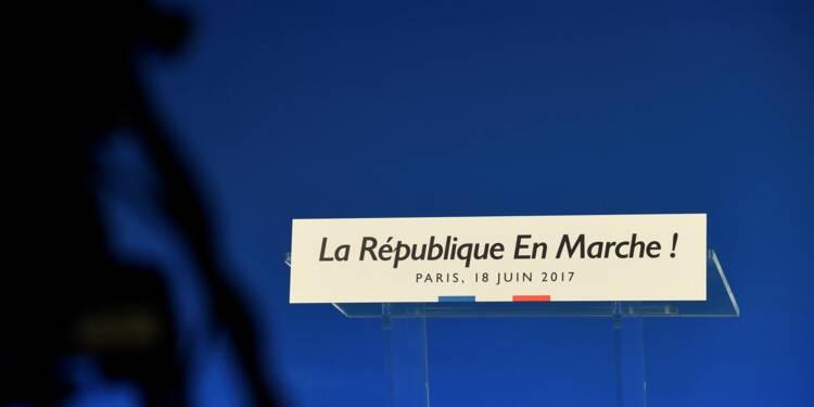 LREM visé par une enquête sur l'origine de 144.000 euros de dons