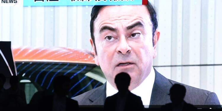 Garde à vue prolongée pour Carlos Ghosn au Japon