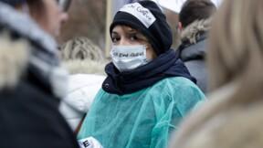 """""""Grandes oubliées"""" du plan santé, les infirmières mobilisées"""