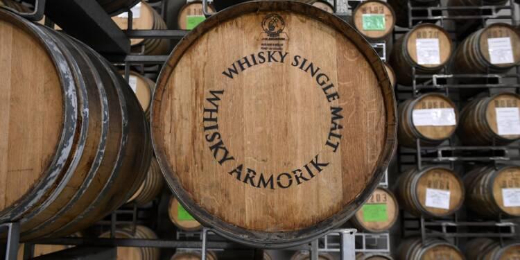Warenghem, pionnier du whisky breton, a toujours le vent en poupe