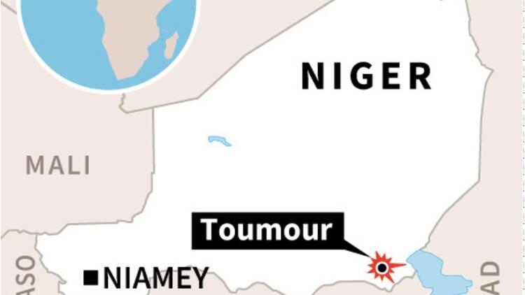 Niger: huit morts dans une attaque contre le camp d'une société française