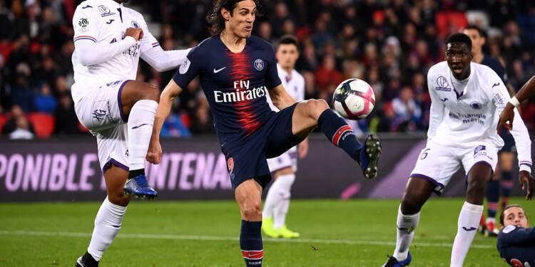 Ligue 1: Paris fait le service minimum avant Liverpool