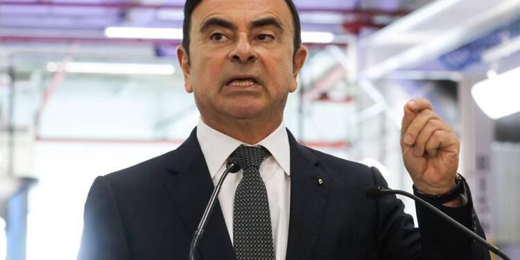 Carlos Ghosn nie les accusations de fraude fiscale à son encontre