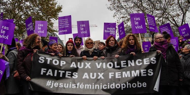 Violences conjugales: 109 femmes tuées en 2017 par leur conjoint ou ex-compagnon