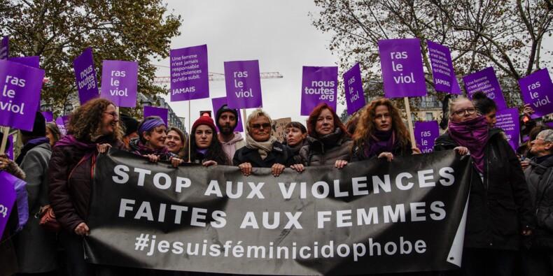 Violences conjugales: 130 femmes tuées en 2017 par leur conjoint ou ex-compagnon