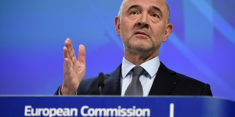 "Budget italien: ""la main reste tendue"", assure Moscovici"
