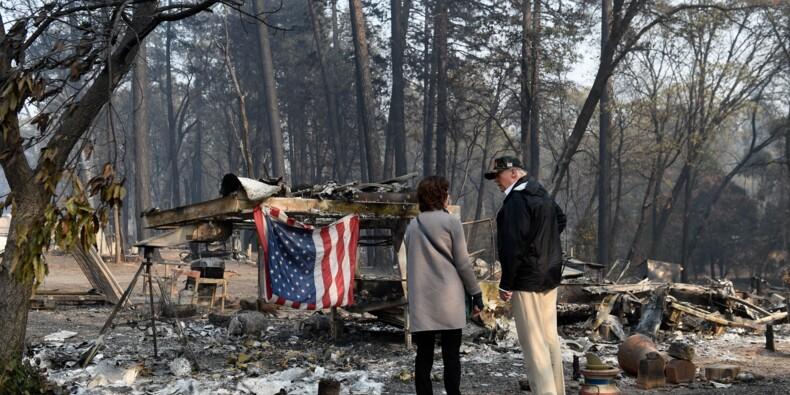 Incendies en Californie: un coût de plus de 10 milliards d'euros pour les assureurs